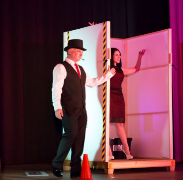 Original Stage Illusions Designed by Adelaide Magic