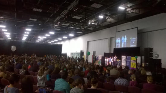 Adelaide Magic at Science Alive - Adelaide Showgrounds